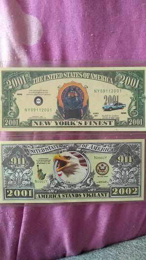 9/11 Memorabilia for Sale in IND HBR BCH, FL
