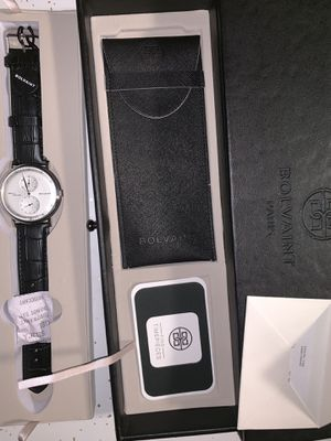 Bolvaint paris men watch brand new never used. Make your offer for Sale in Sterling, VA