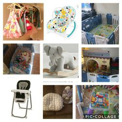 Lots Of Baby And Toddler Items For Sale - Make An Offer for Sale in Jersey City,  NJ