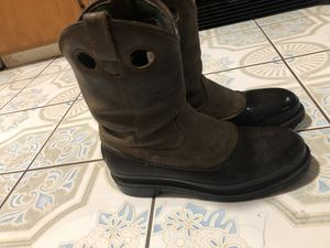 Men's work boots for Sale in Patterson, CA