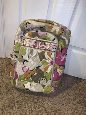 Vera Bradley backpack with laptop sleeve for Sale in O'Fallon, MO