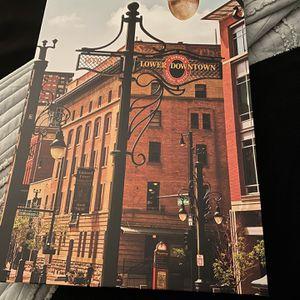 Denver Canvas photograph for Sale in Aurora, CO