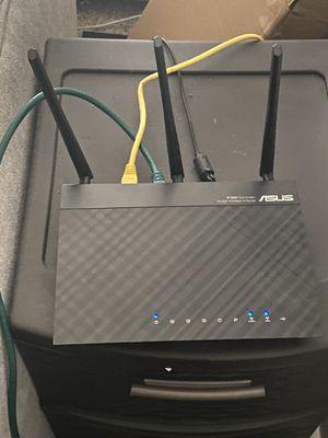 ASUS Dual-Band Gigabit wireless Router for Sale in Atlanta, GA