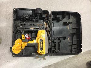Dewalt nail gun for Sale in Newport Beach, CA