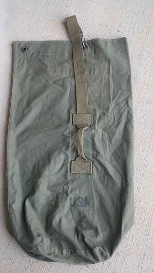 Vintage Tweedies Canvas Duffle Bag for Sale in Germantown, MD