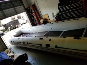 25 ft raft dinghy boat brand new for Sale in Oakland Park, FL