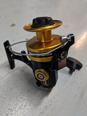 Penn 7500 SS Spinning Reel. Excellent Like New Condition. Ready for fishing. for Sale in Miami, FL