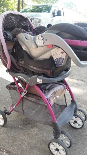 Set stroller and car seat for Sale in Conroe, TX