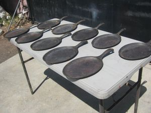 CAST IRON PAN for Sale in Burbank, CA