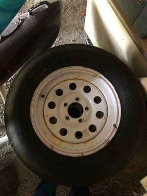 Set of 4 Trailer Tires/Wheels for Sale in Centralia, WA