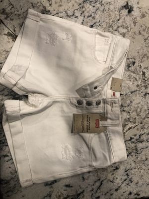 Girls Levi shorts NWT for Sale in Cary, NC