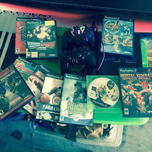 PS2 for Sale in Winter Haven, FL