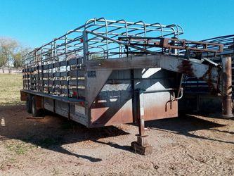 Livestock Gooseneck Trailer for Sale in Buckeye,  AZ