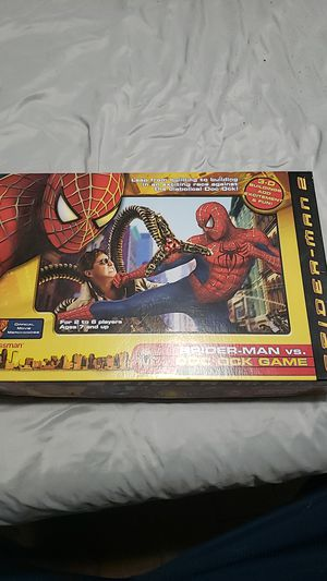 Spiderman board game for Sale in Sunrise, FL