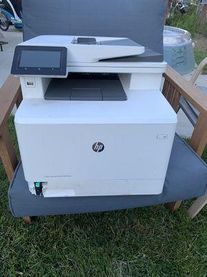 Hp color printer for Sale in Detroit, MI