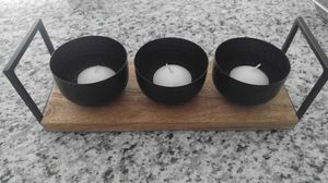 Home decor candle holder for Sale in Tampa, FL