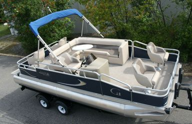 2019 Pontoon 20 Grand Island G with Trailer!! for Sale in Escondido,  CA