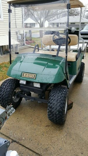 Golf cart good condition for Sale in Rockville, MD
