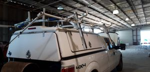 Camper shell ladder rack for Sale in Dickinson, TX