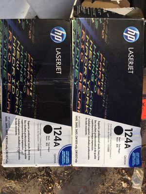 Hp print cartridges for Sale in Topeka, KS