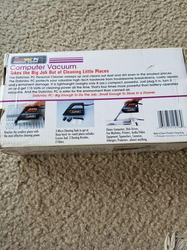 Metro Vacuum MS-4C 115-Volt DataVac PC Desktop Electronics Cleaner