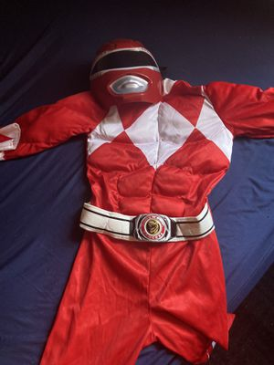 Power ranger Costume for Sale in Baltimore, MD