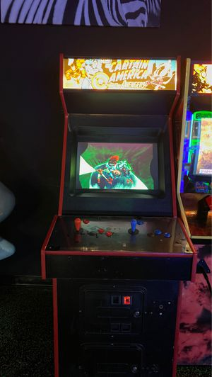 Captain America and the Avengers arcade machine for Sale in Chandler, AZ