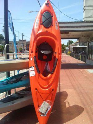 New!! Lifetime lancer kayak, sit in kayak for Sale in Phoenix, AZ