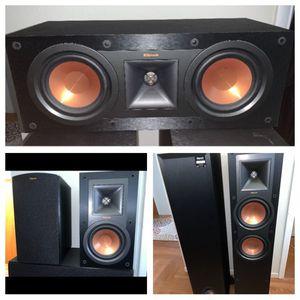 Klipsch surround sound for Sale in Hayward, CA