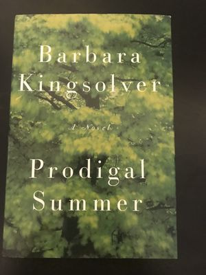Prodigal Summer Autographed Hardback Barbara Kingsolver for Sale in Crozet, VA