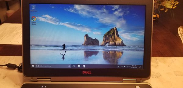 """15"""" Dell e6230 laptop 6GB ram Brand new blazing fast 128GB solid state hard drive with Windows 10"""