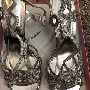 Nina Silver Heels for Sale in Austin, TX