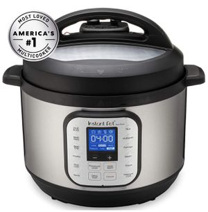 Instant Pot Duo Nova Pressure Cooker, 10 Qt for Sale in Fontana, CA