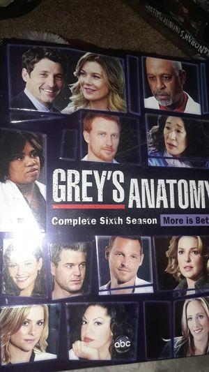 Grey's anatomy for Sale in Anaheim, CA