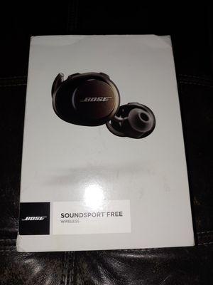 Bose soundsport earpods for Sale in Woonsocket, RI