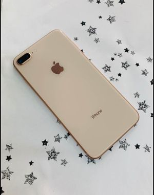 iPhone 8 Plus 64GB AT&T, Cricket H20 and Net 10 for Sale in Raleigh, NC