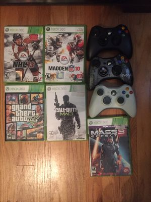 Xbox 360 Console + Bundle for Sale in St. Louis, MO