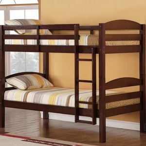 Bunk Bed Frame/ Mattresses Not Included for Sale in Fresno, CA