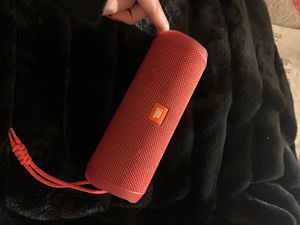 Red JBL 4 Bluetooth Speaker for Sale in Nottingham, MD