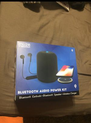 Bluetooth audio power kit for Sale in Houston, TX