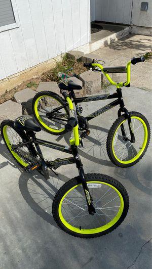 Kids bike with helmets for Sale in San Diego, CA