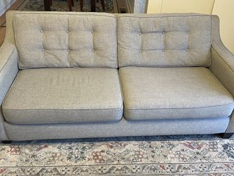 Comfy Gray Stanton Couch for Sale in Portland,  OR