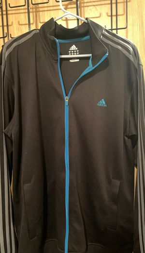 Adidas zip up track jacket for Sale in Tacoma, WA