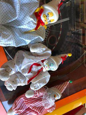 Clowns 3 for Sale in Chula Vista, CA