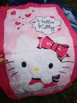 Hello kitty sleeping bag for Sale in NO FORT MYERS, FL