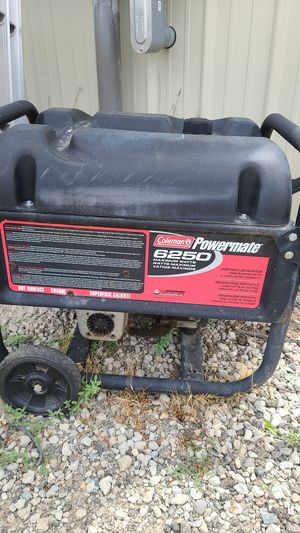 Coleman generator for Sale in Lakeside, CA