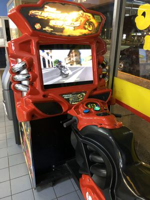 Arcade fast and furious motorcycle arcade for Sale in New Haven, CT