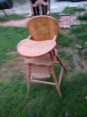 Antique high chairs for Sale in Roebuck, SC