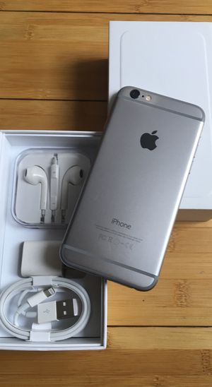 New Condition iPhone 6S And Plus Factory Unlocked for Sale in North Miami Beach, FL