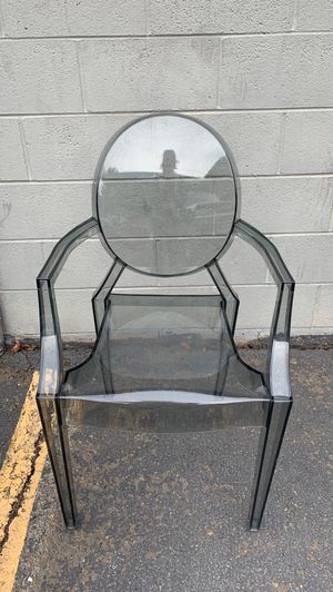 Acrylic chair for Sale in Ashland, OR